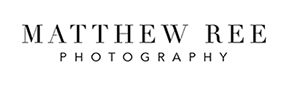 MATTHEW REE PHOTOGRAPHY BLOG logo